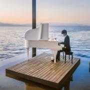 《夜色鋼琴曲》夜色的背影 - 趙海洋