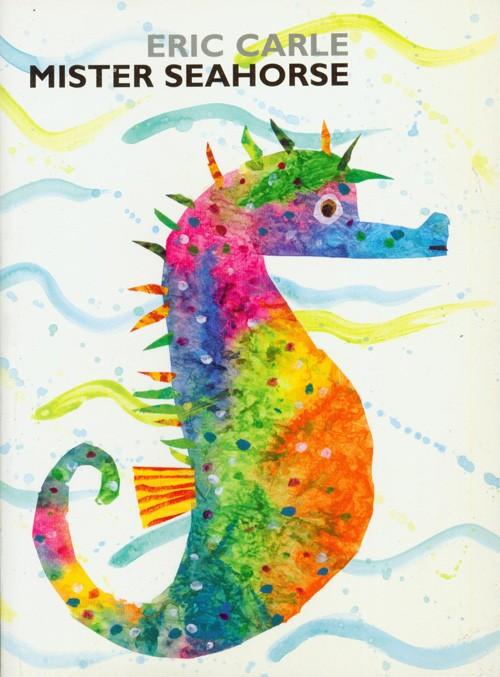 Mister Seahorse海马先生