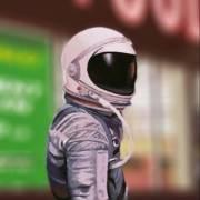 復古宇航員