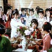 38林潇湘魁夺菊花诗,薛蘅芜讽和螃蟹咏1-喜马拉雅fm