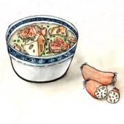 砂鍋藕湯 | 獨居時,別忘了愛自己