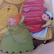 安徒生童话 豌豆上的公主