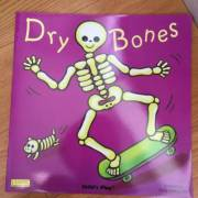 英语童谣:Dry Bones