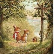 悠然和妈妈讲狐狸村赛船大会1