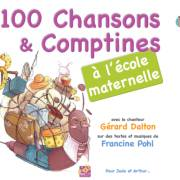 100 chansons et comptines 法语儿歌100首