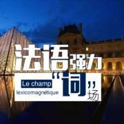 法語强力词场