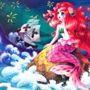安徒生童话:海的女儿