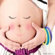 怀孕40周