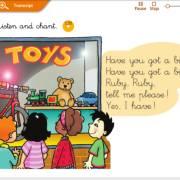 北京剑桥少儿英语_嘟嘟剑桥少儿英语1级4单元My toys 1-2 歌谣The toy chant在线收听_嘟嘟 ...