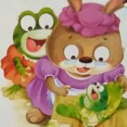 兔奶奶的包心菜-苹果小弟