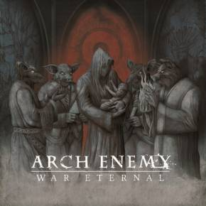 瑞典摩登摇滚Arch Enemy - War Eternal (2014)