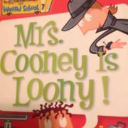 Chapter2 Mrs.Cooney Is Looney