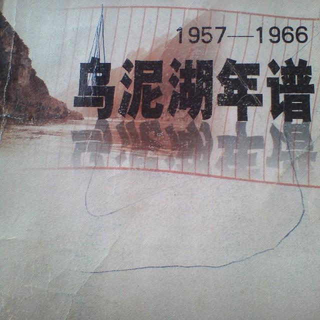 长篇小说《污泥湖年谱》听书网
