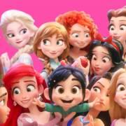 迪士尼公主故事