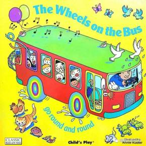 【儿歌】The Wheels on the Bus