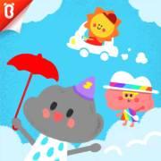【天气精灵】天气知多少:3停不下来的雾茫茫【宝宝巴士故事】
