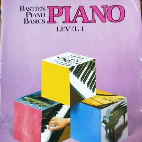 Bastitn piano basics