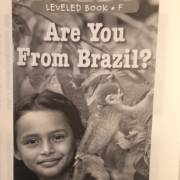 Are You From Brazil?