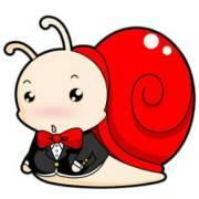 苹果小弟-小豹和蜗牛