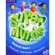 Super Minds 1 CD1