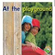 小i图书3级-At the Playground