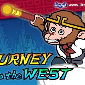 Journey to the West 英文西游记