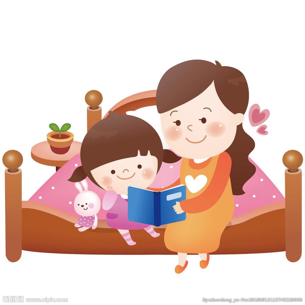 科创东辰幼儿园阅读月妈妈讲故事