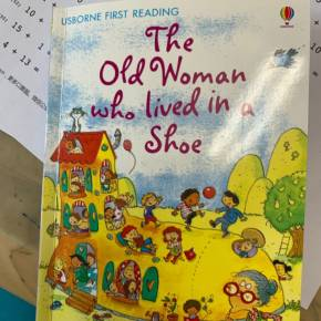 the old woman lived in shoe