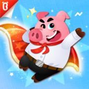 【父亲节故事】爸爸,节日快乐:猪爸爸的神奇披风【宝宝巴士故事】