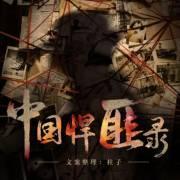 中国悍匪录|刑侦破案纪实